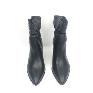 Sole Society Women's WMNS Black Booties Shoes